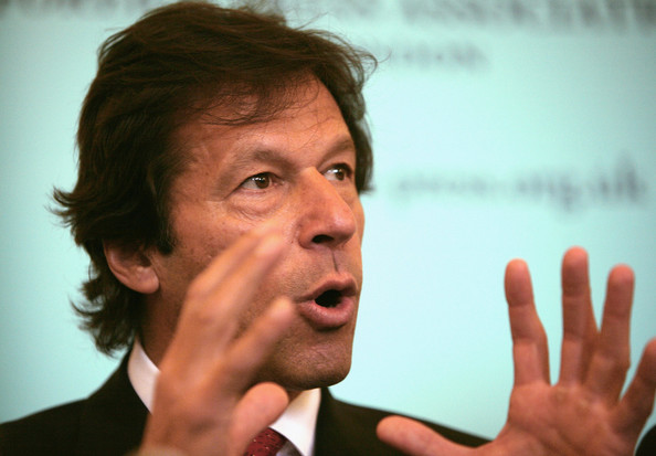 imran khan Imran Khan Isn't Against America. He's Against the Jews who Control America